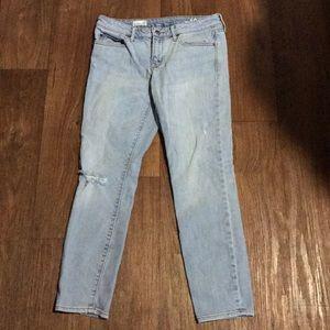Gap Always Skinny Jeans sz 28
